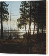 Washington Island Morning 3 Wood Print
