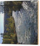 Washington Landscape Wood Print