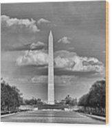 Washington Monument # 12 Wood Print