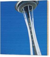 Washington, Seattle Wood Print