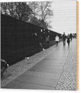 Washington Street Photography 3 Wood Print