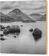 Wastwater Long Exp Wood Print