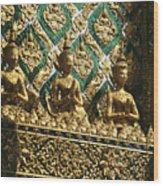 Wat Phra Keo (grand Palac Wood Print