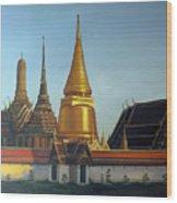 Wat Pra Keaw Wood Print