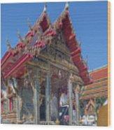 Wat Prachum Khongkha Phra Wihan Dthcb0174 Wood Print