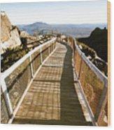Watchtower Lookout, Ben Lomond, Tasmania Wood Print