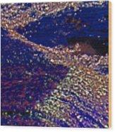 Water 1-3 Wood Print