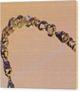 Water Chain IIi Wood Print