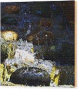 Water Dancer 4  Wood Print