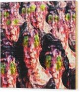Water In Me 822 Wood Print