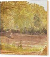 Water Works #3 Wood Print