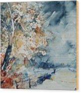 Watercolo 2407063 Wood Print