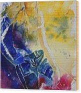Watercolor 21546 Wood Print