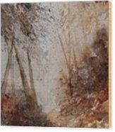 Watercolor  250908 Wood Print