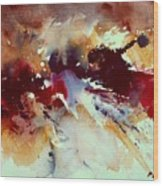 Watercolor 301107 Wood Print