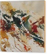 Watercolor  90861 Wood Print