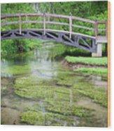 Watercress Wood Print