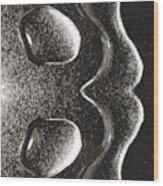Waterdrop 1 Wood Print
