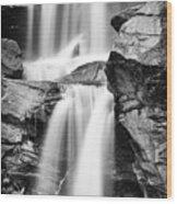 Waterfall Study 3 Wood Print