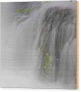 Waterfalls2 Wood Print