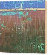 Waterline Wood Print