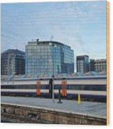 Waterloo Station Wood Print