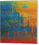 Waterloo Sunset Wood Print