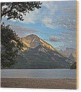 Waterton National Park - 365-324 Wood Print