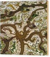 Waterworks 12 Wood Print