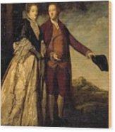 Watkin Williams Wood Print