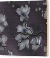 Wave Japanese Art Wood Print