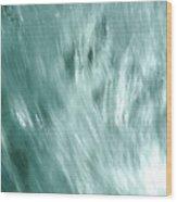 Wave Light Wood Print