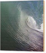 Wave, Tubetime Wood Print