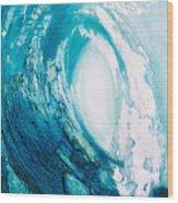 wave VIII Wood Print