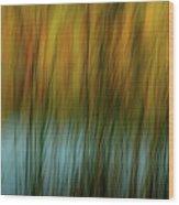 Wavy Wood Print