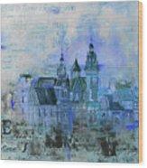 Wawell Castle, Poland Wood Print