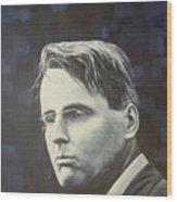 W.b. Yeats Wood Print