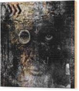 Weary Wood Print