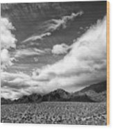 Weather Front Wood Print