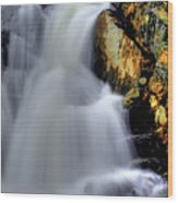 Weaving Air And Water Wood Print