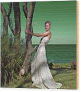 Wedding 5 Wood Print
