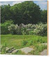 Weir Farm National Historic Site 03 Wood Print