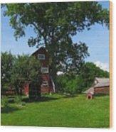 Weir Farm National Historic Site 04 Wood Print