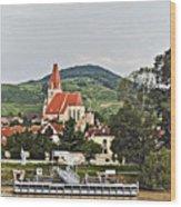 Weissenkirchen  Austria Dan096 Wood Print