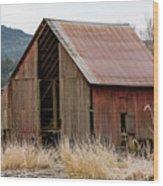 Welcome Barn_mg_-9090 Wood Print