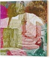 Well Of Souls Wood Print