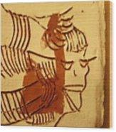 Wendy - Tile Wood Print