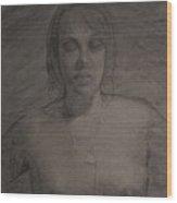 Wendy As Oracle  Wood Print