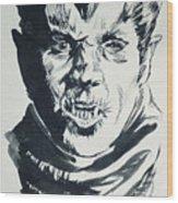 Werewolf Of London Wood Print