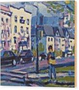 West 16th Wood Print